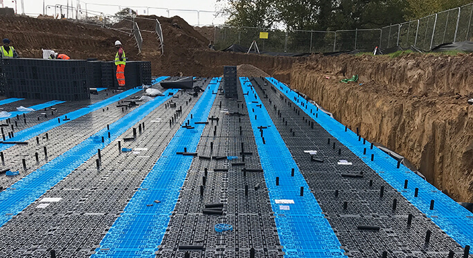 GB Lining Service In Essex Installation Activities
